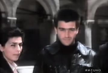 Salvatore Saladini nel film il grande Blek di Giuseppe Piccioni